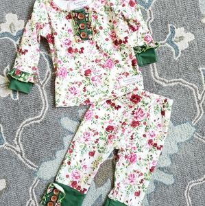SweetHoney baby lounge outfit pants and shirt